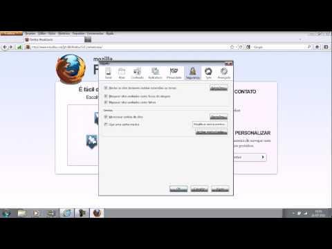 Tudo Sobre Como Configurar Mozilla Firefox.