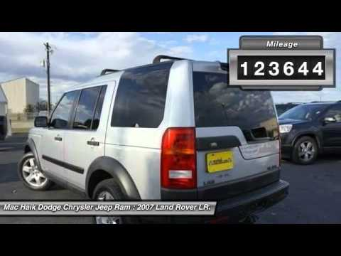 2007 Land Rover LR3 Temple TX 764706A