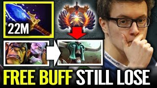 New Style CARRY UNDYING Safe 22m Agha Buff Crazy Strengh Most Imba Build by Miracle Dota 2