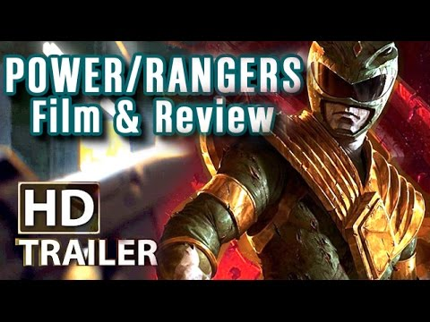 Power Rangers Uncensored Movie 2015 Preview Review Power rangers Short James Van Der Beek video