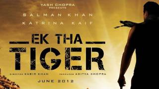Ek Tha Tiger - Digital Poster of - Ek Tha Tiger - Releasing Eid 2012