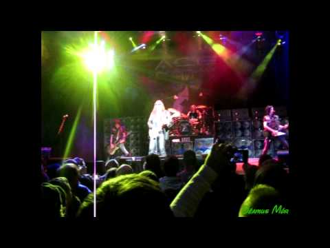 Ace Frehley: Rocket Ride / Parasite (Atlantic City 10/28/11)