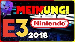 E3 2018 Nintendo Meinung: SMASH BROS. ULTIMATE I Fortnite Switch I Super Mario Party
