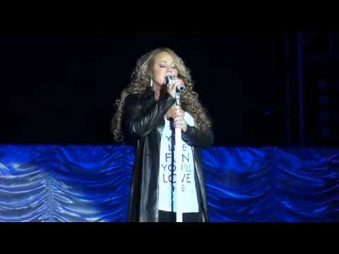 14 I Want to Know What Love Is - Mariah Carey (live at Brazil)