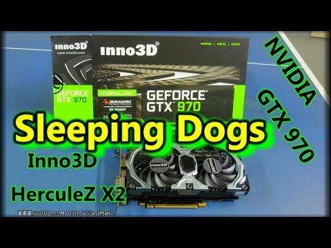 Sleeping Dogs - GTX 970 - i7 920 - 6GB - 1080p / 1440p Test