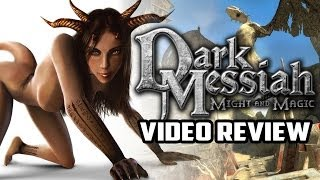 Dark Messiah of Might and Magic PC Game Review