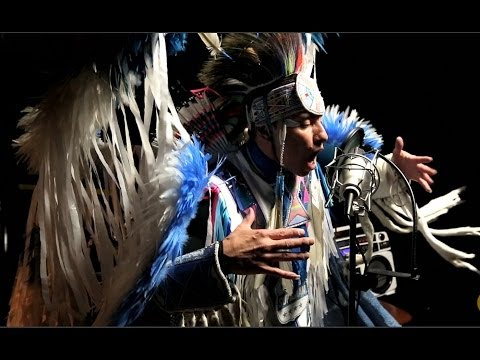 Studio Enjoy: Supaman - 'prayer Loop Song' video