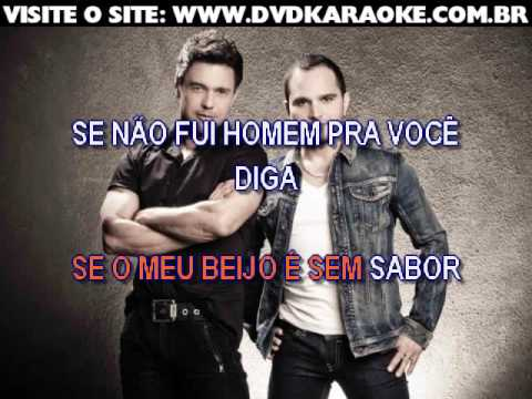 Zezé Di Camargo E Luciano   Coração Está Em Pedaços