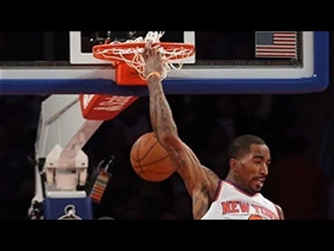 JR Smith's INCREDIBLE Reverse Oop