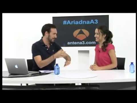 Videoencuentro Ariadna Gaya   Parte 1