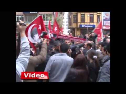 Akil İnsanlar'a Kocaeli'de protesto