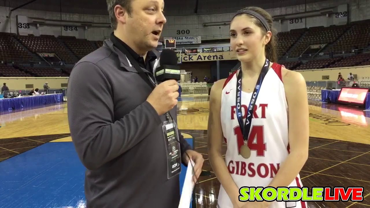 Interview with Fort Gibson's Kayci Glover