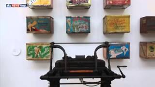 متحف إيطالي يعرض تاريخ الجيلاتو