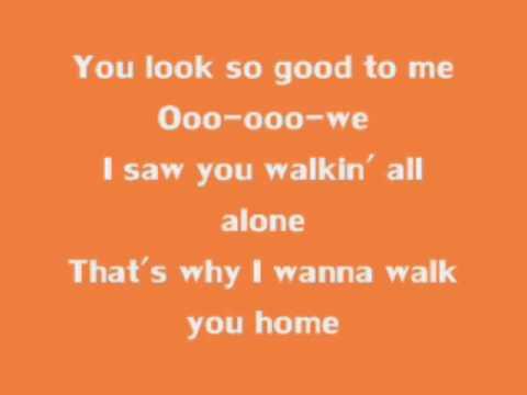 Fats Domino- I wanna walk you home-Lyrics
