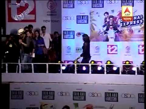 Shahrukh Khan fever hits calcutta