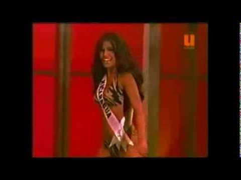 Miss Nicaragua 2007 - Preliminares Miss Universe 2007