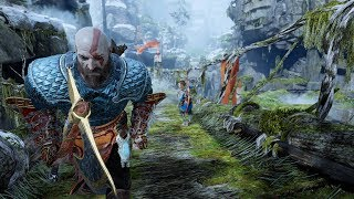 God of War - New Game Plus: Live Stream - Give Me God of War Full Story