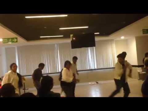 Ultimate dance show by Oracalites  Lyrical Dance + Gabbar Singh...
