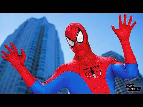 SpiderMan Web Shooters: How to: Backyard FX Video Download
