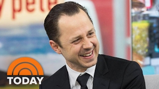 Giovanni Ribisi: Bryan Cranston Says 'Sneaky Pete' Is Like 'Breaking Good' | TODAY