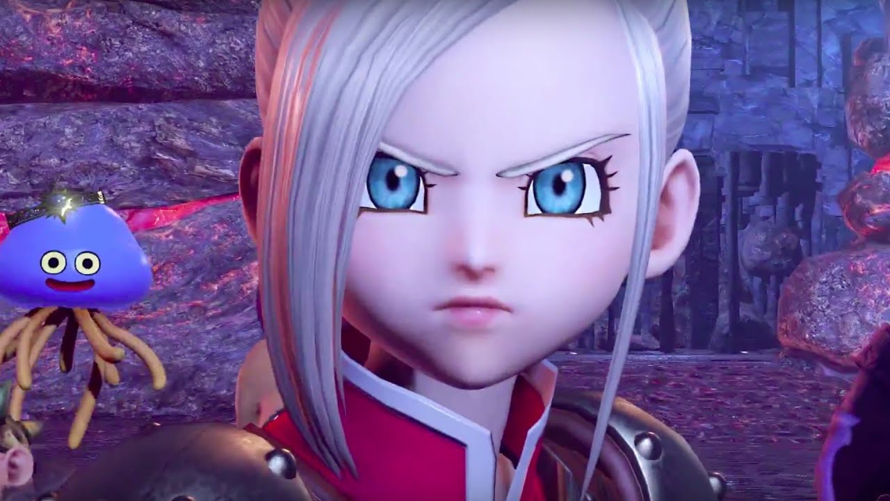 Dragon Quest Heroes - Official Launch Trailer