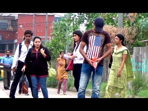 Pani Da Rang Dekh ke-A Funny PRANK Video(Real Trolling) - Pranks In India | TroubleSeekerTeam