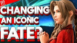 FF7 REMAKE Of A Legendary Scene: AERITH GAINSBOROUGH | Final Fantasy 7