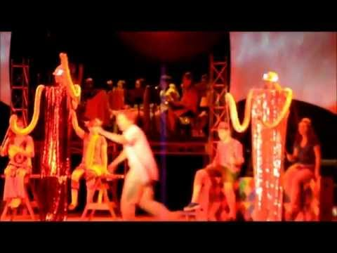 Alas For You - Godspell at Totino Grace High School