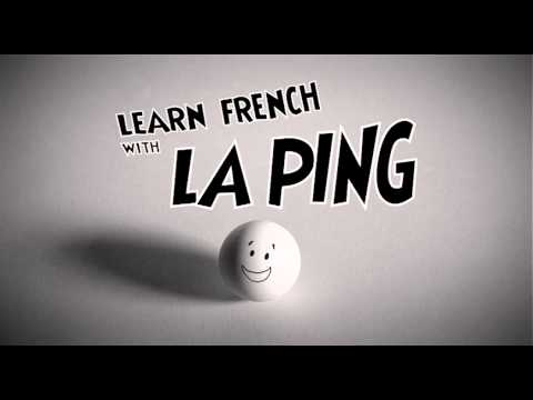 LEARNING FRENCH - PART ONE