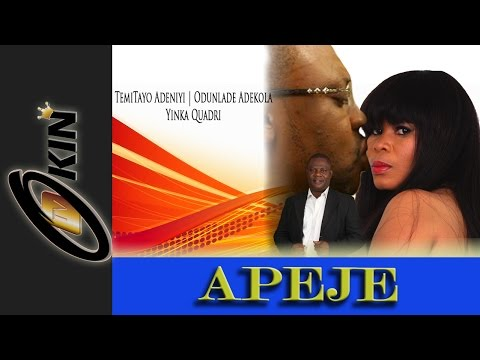 Apeje Starring Odunlade Adekola Latest Nollywood Yoruba Movie video
