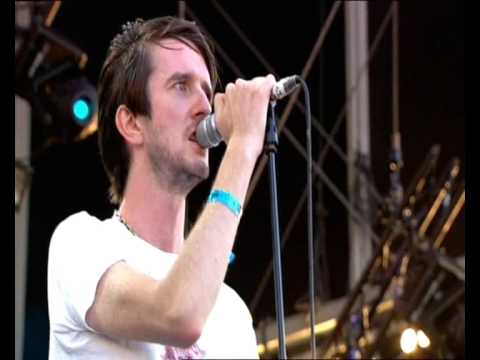All Too Human.The Rakes live at Isle Of Wight Festival 2006
