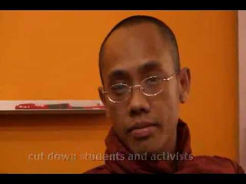 Burma VJ: Monks in Exile Speak About the Saffron Revolution