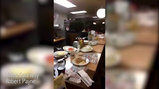WAFFLE HOUSE EMPLOYEES GET INTO A FIGHT OVER WHO WAS GOING TO WASH THE DISHES!