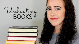 UNHAULING BOOKS [#2]