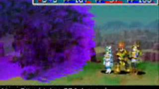 Golden Sun: The Lost Age Hacking Fun 1