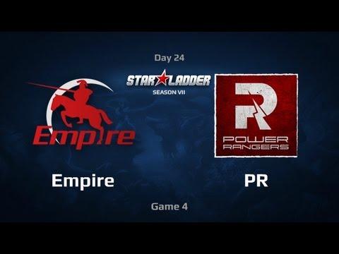 Empire vs PR, SLTV Star Series S VII Day 24