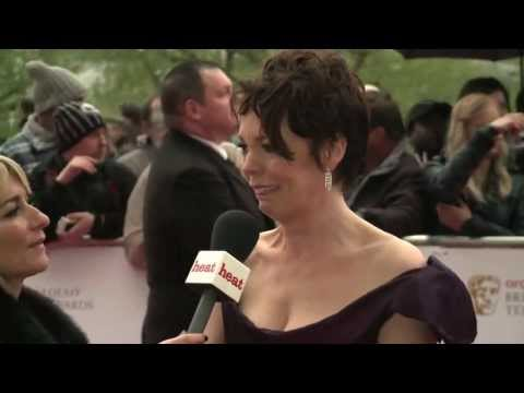 BAFTA TV Awards: Olivia Colman on drinking with David Tennant