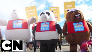 We Bare Bears | City2Surf in Sydney 🇦🇺| Cartoon Network