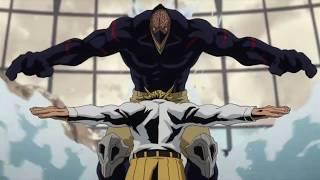 All Might vs Nomu Fight Boku No Hero Academia LEGENDADO PT/BR