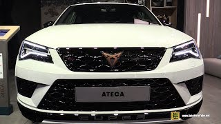 2019 Cupra Ateca - Exterior and Interior Walkaround - Debut at 2018 Geneva Motor Show