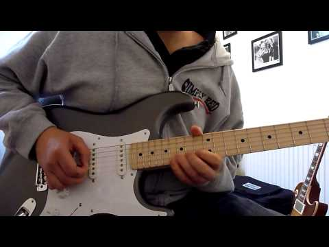 Eric Clapton - Sunshine Of Your Love Cover (Eric Clapton Custom Shop Strat) Music Videos