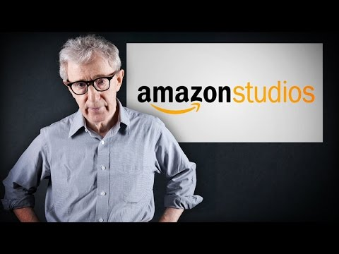 Amazon Gives Woody Allen First TV Series!