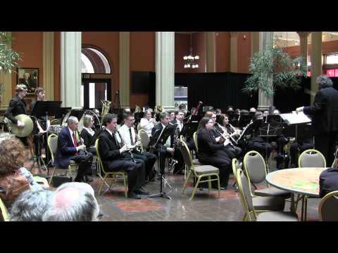 BandWidth 2013: Century College Concert Band-Allerseelen