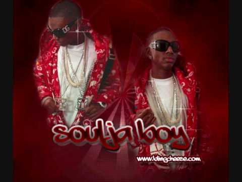 Soulja Boy - Kiss Me Through the Phone *with lyrics* Video