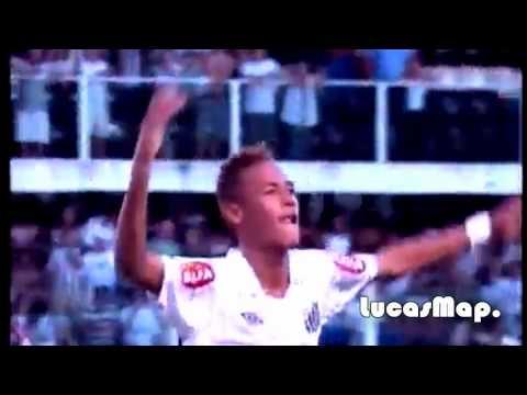 Neymar, the future of Brazil 2010 | HD |