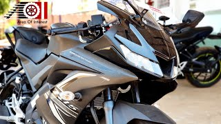 2019 Yamaha R15 V3.0 ABS Darknight Edition | Price | Mileage | Features | Specs