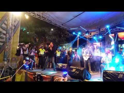 El Borracho - Silvestre Dangond en Ciénaga, Festival del Caiman 2015