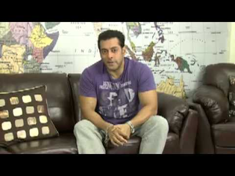 Salman Khan Wish You EID MUBARAK (2013)