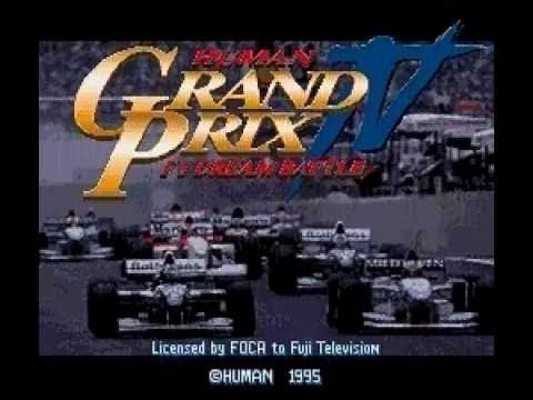 "����������4 F1������� ��� 1995年8�25��売 ����� Human Grand Prix IV: F1 Dream Battle (����������� F��������, ""Human Grand Prix 4 F1 Dream Battle"") is a Formula ..."