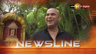Ranjan Ramanayaka who doesn't give up the habit